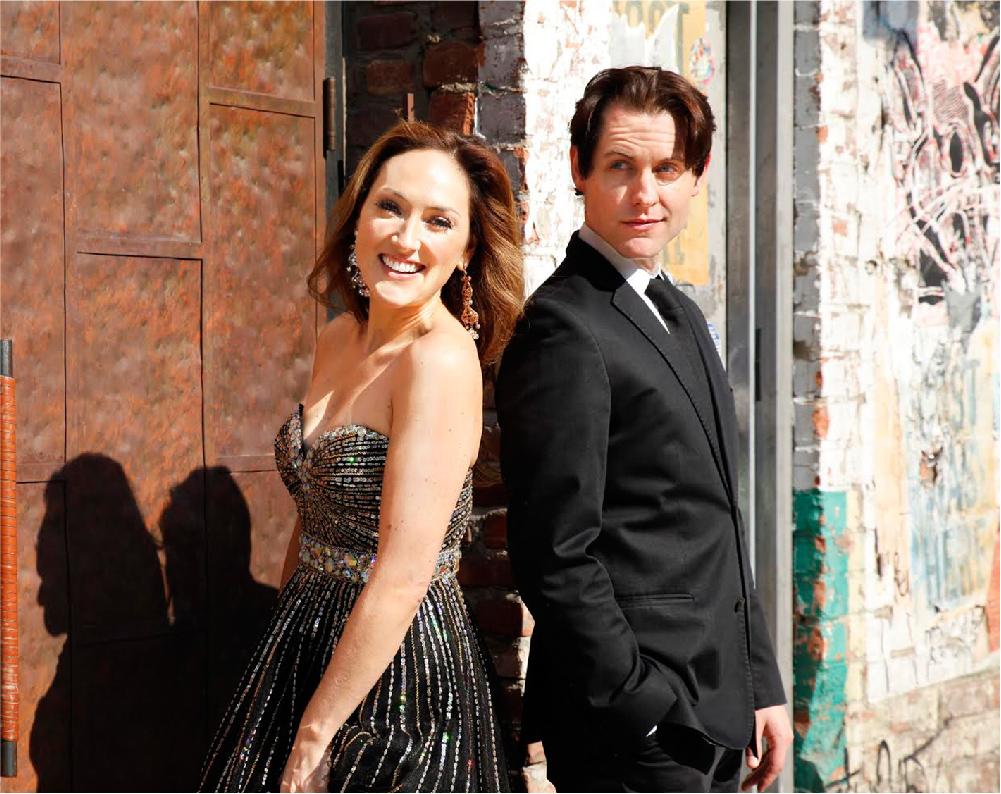 Cheek to Cheek: A Broadway Romance