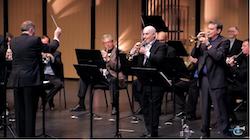 Michael Sachs trumpet solo