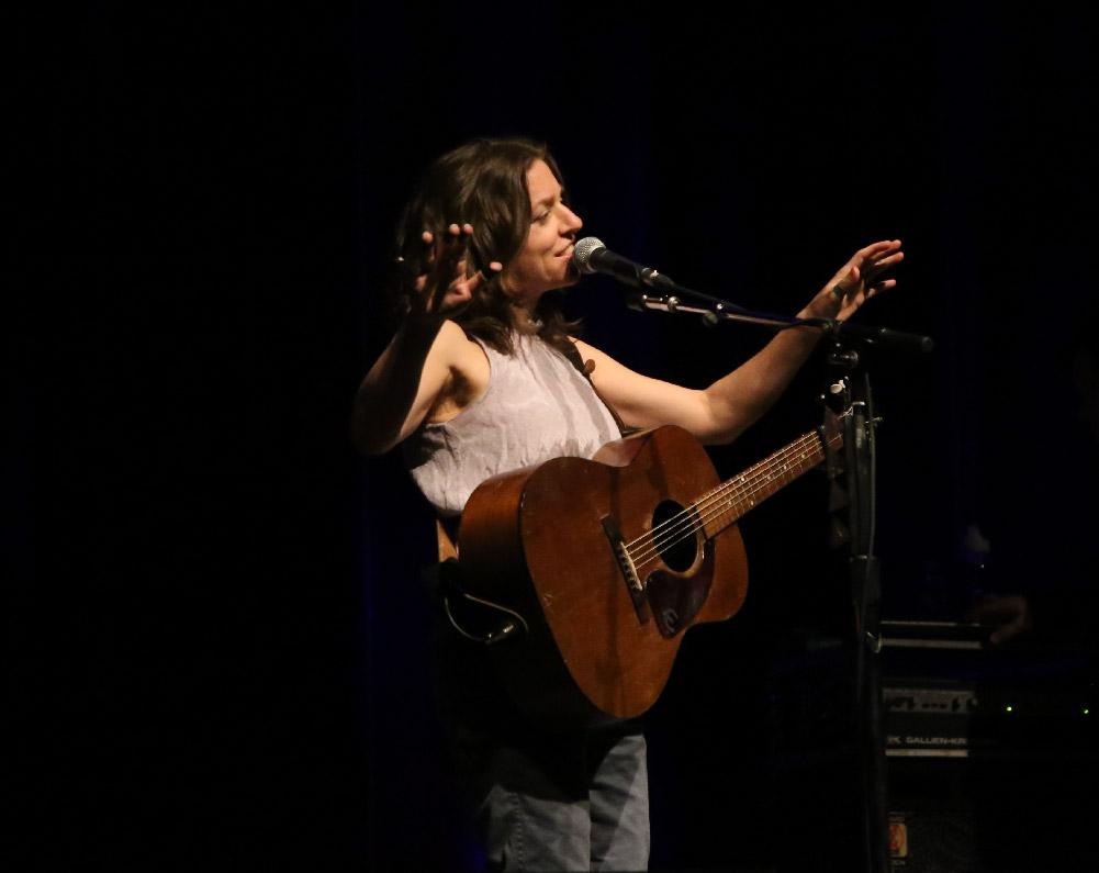 Ani DiFranco at Strings Music Festival