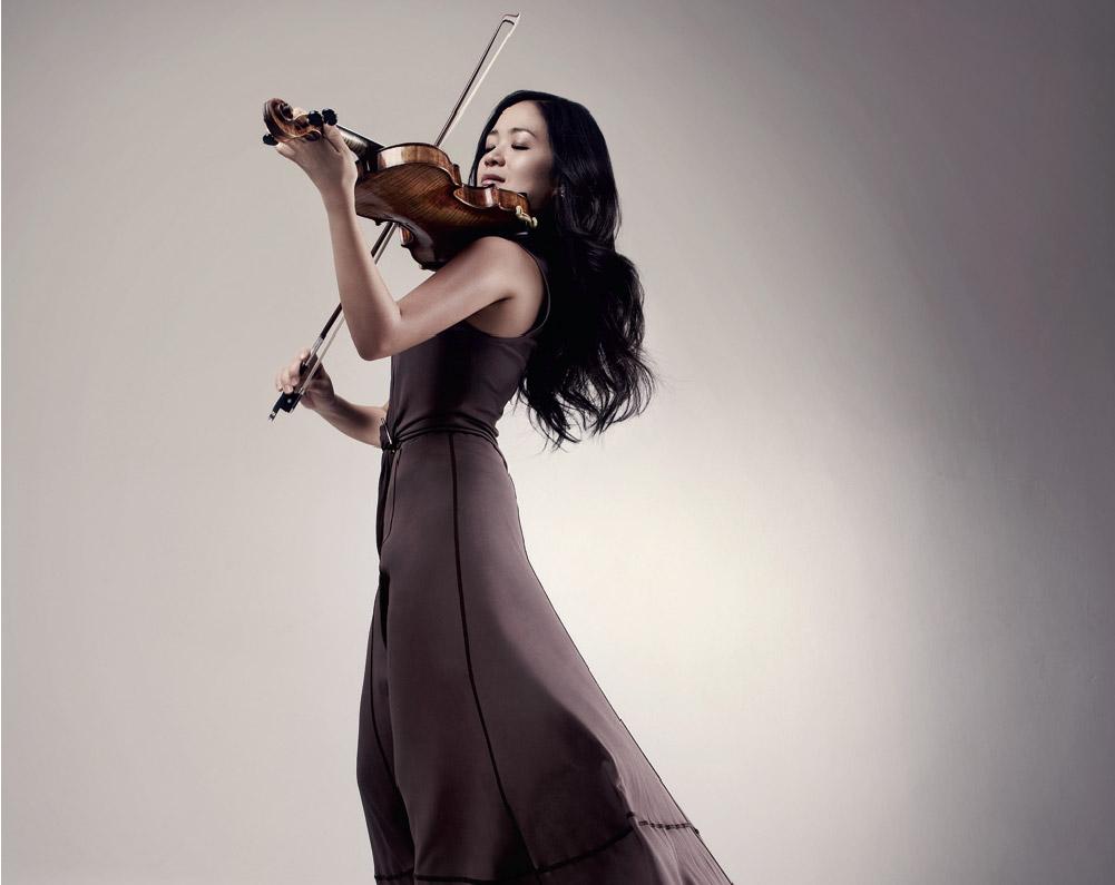 Chee-Yun violin soloist