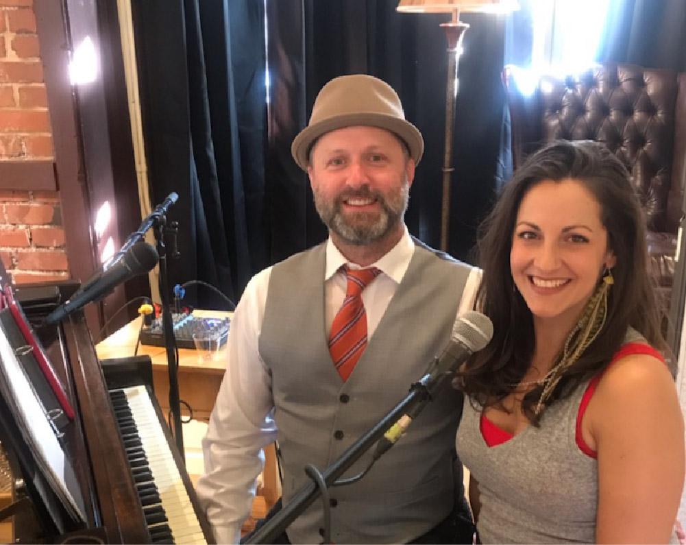 Suzy Bouzo & Andy Pratt