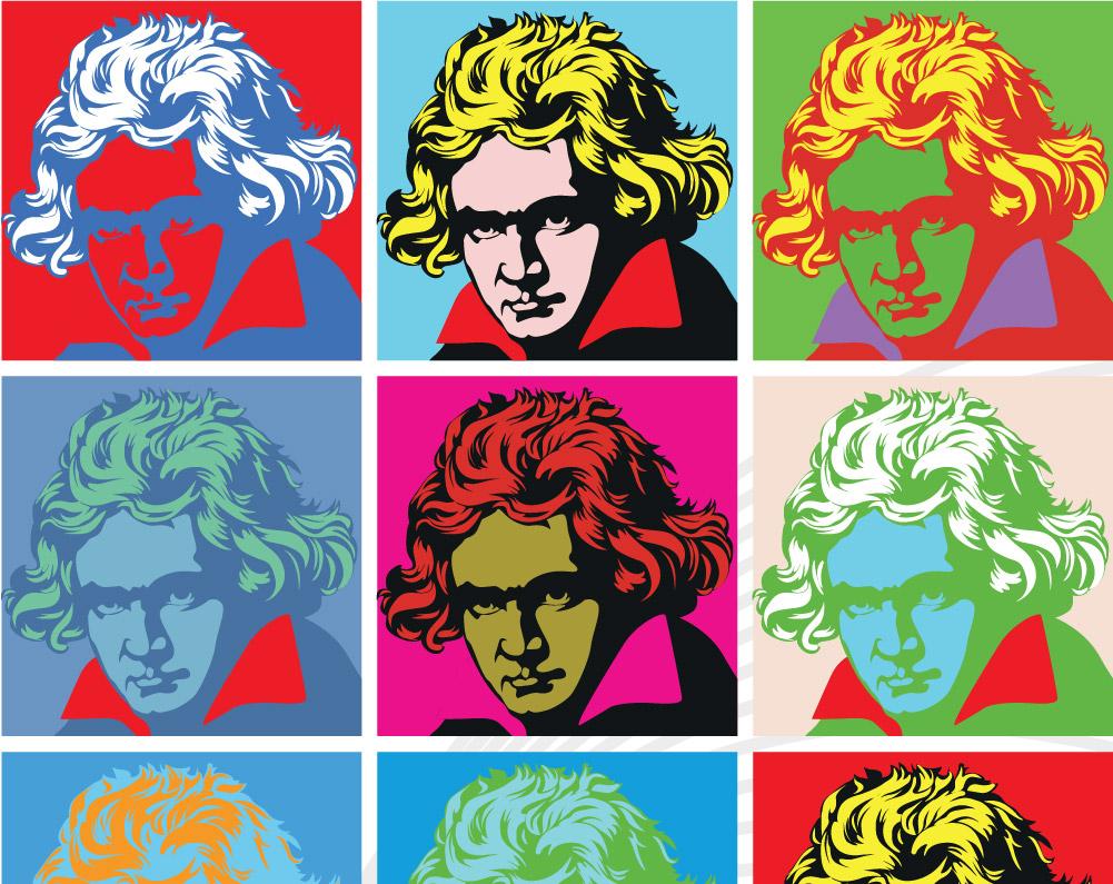 Psychedelic Beethoven