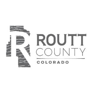 Routt County Colorado logo